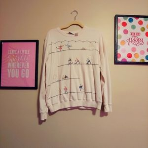 3/$25 Alfred Dunner Fun Ugly Christmas sweater